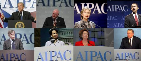 AIPAC rules America