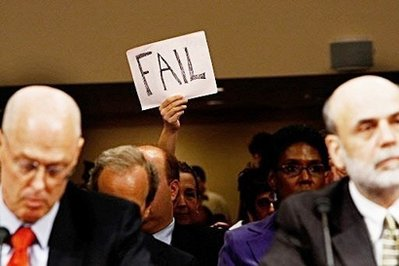Paulson and Bernanke FAIL IT